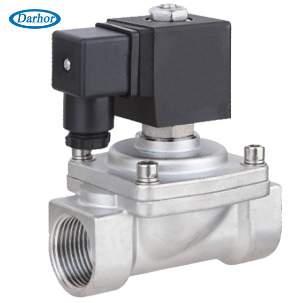 DHPS31-S stainless steel steam solenoid valve