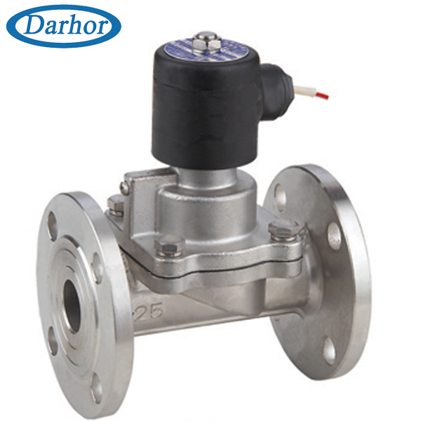 DHSP high temperature solenoid valve