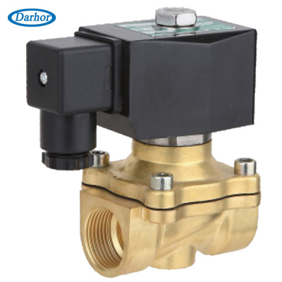 2W21 solenoid valve for water